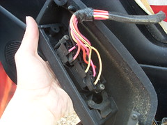 Fox Mustang Door Lock Actuator Install