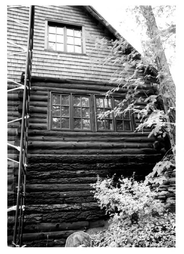 Withers Log House