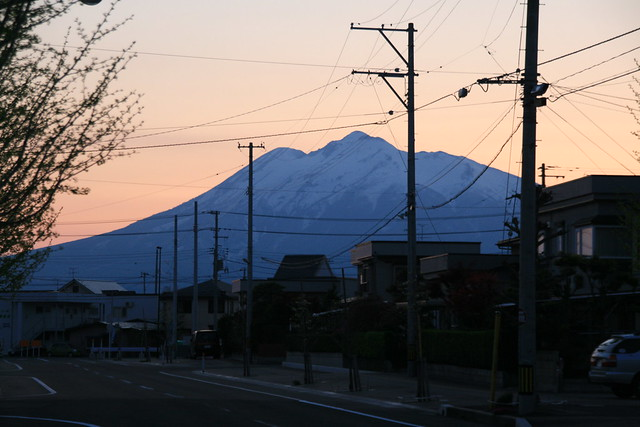 Photo:Mt. Iwaki By:shinyai