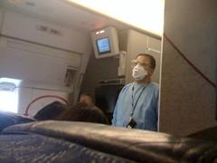 Japanese pandemic influenza inspectors