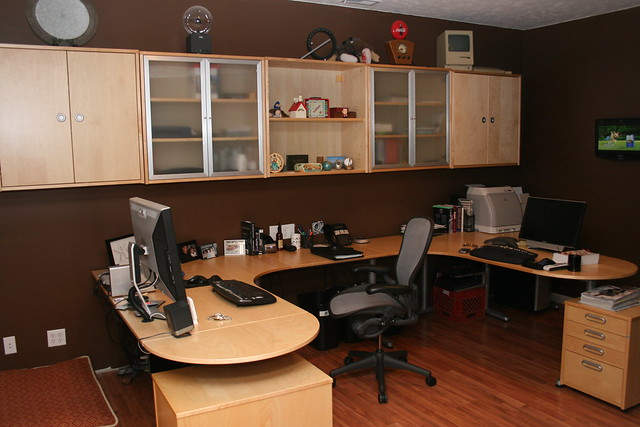 basement home office flickr photo sharing