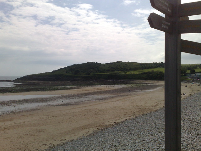 Random Welsh Beach