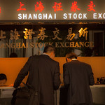 China Stock Mania's Global Risk