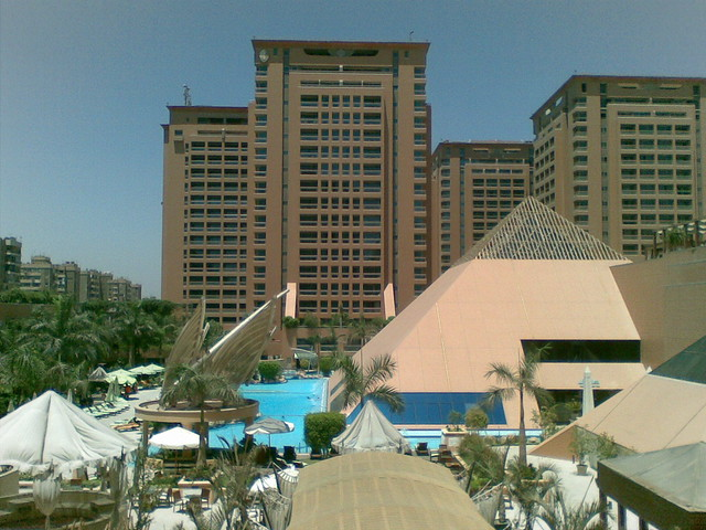 Intercontinental city stars cairo pool flickr photo sharing for Stars swimming pool tacloban city
