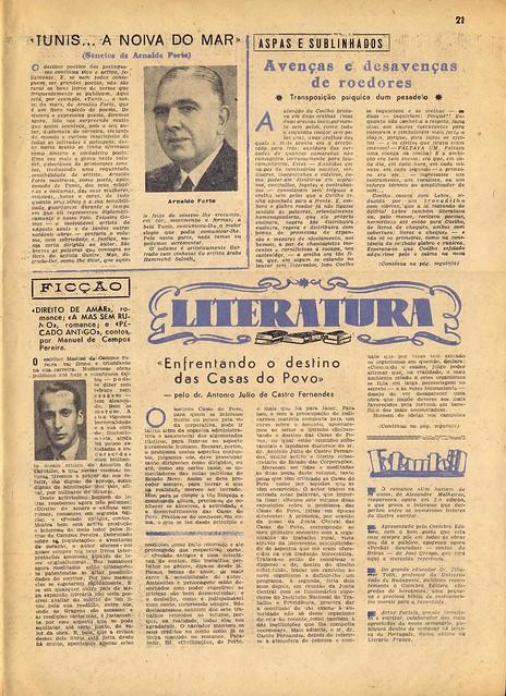 Século Ilustrado, No. 528, Fevereiro 14 1948 - 19