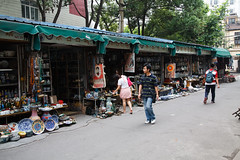 Go shopping at the Dongtai Road Antique Market - Things to do in Shanghai