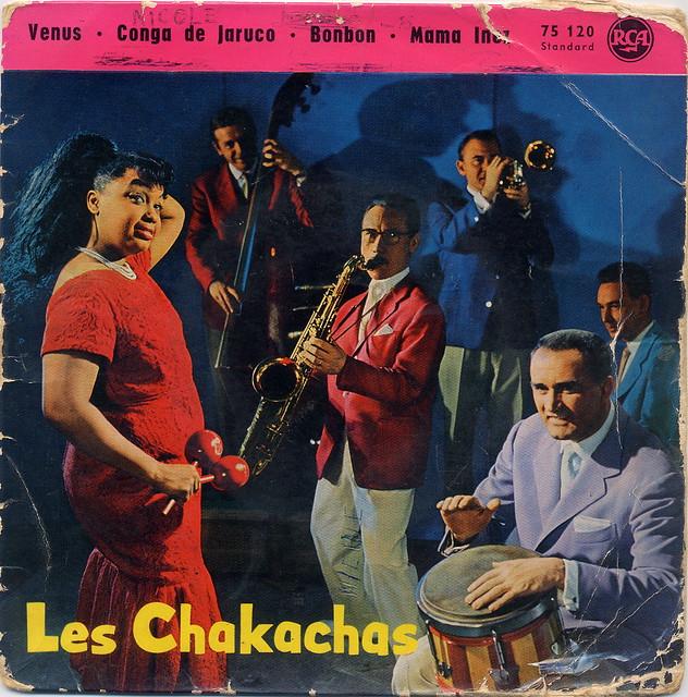 Chakachas Les Chakachas Twist-Twist / Baïla La Bamba