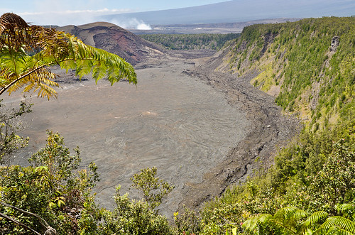 Kilauea Iki Crater Overlook, Big Island