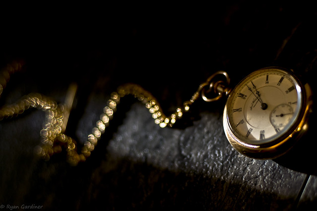 Old Timepiece