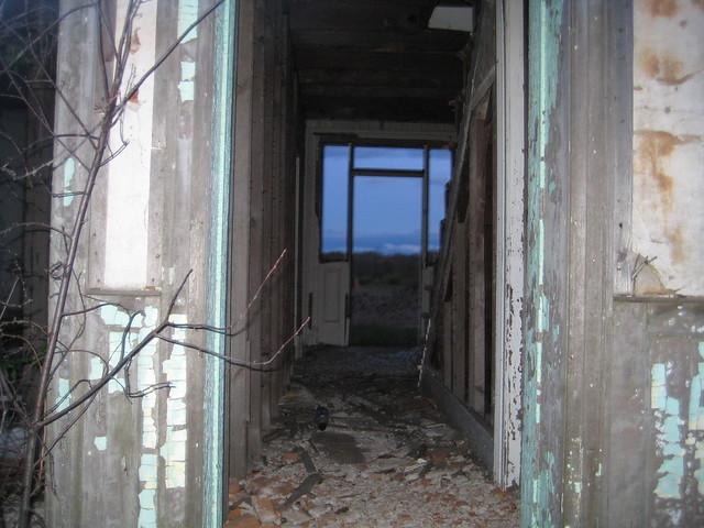 Haunted house back door flickr photo sharing for 13 door haunted house
