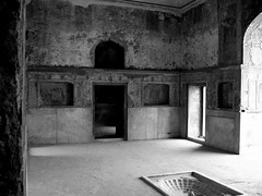 Courtyard at Lahore Fort