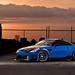 Leguna Seca Blue Carbon Fiber 350Z by _jvns