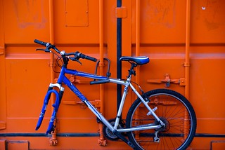 Container City Bike