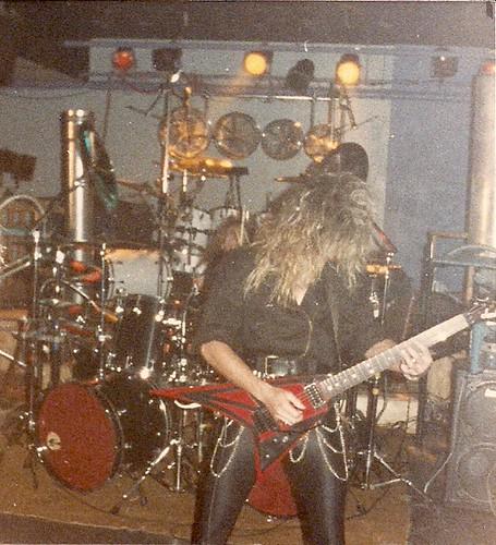 03/29/88 Rapture @ Duluth, MN