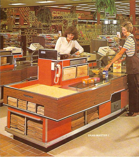 Vintage Missouri Schnucks 1980 Supermarket Store