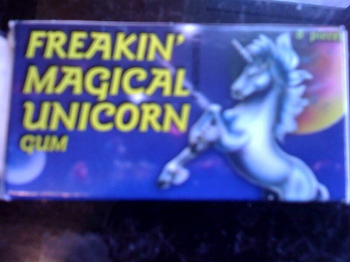 Freakin' Magical Unicorn Gum