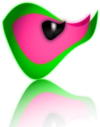Trendy watermelon