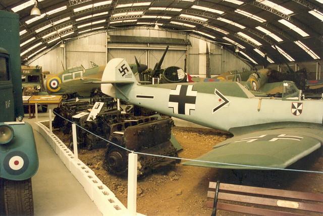 Hawkinge Battle of Britain Museum Early 90's