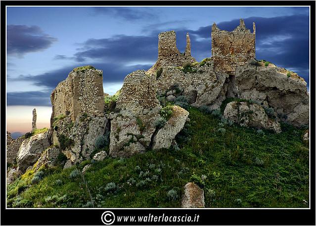 Castello Garsuliato a Mazzarino