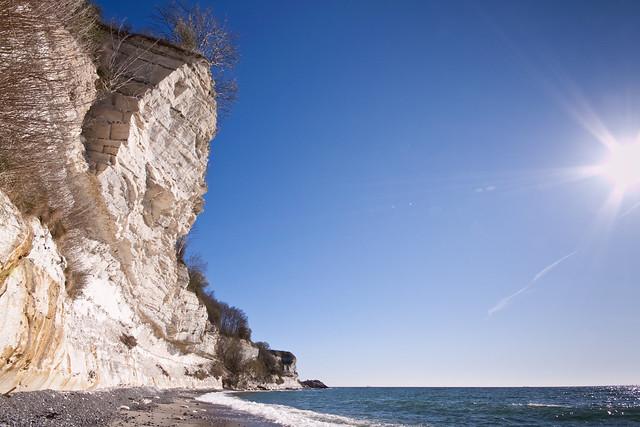 Cliffs of Stevns - Stevns Klint