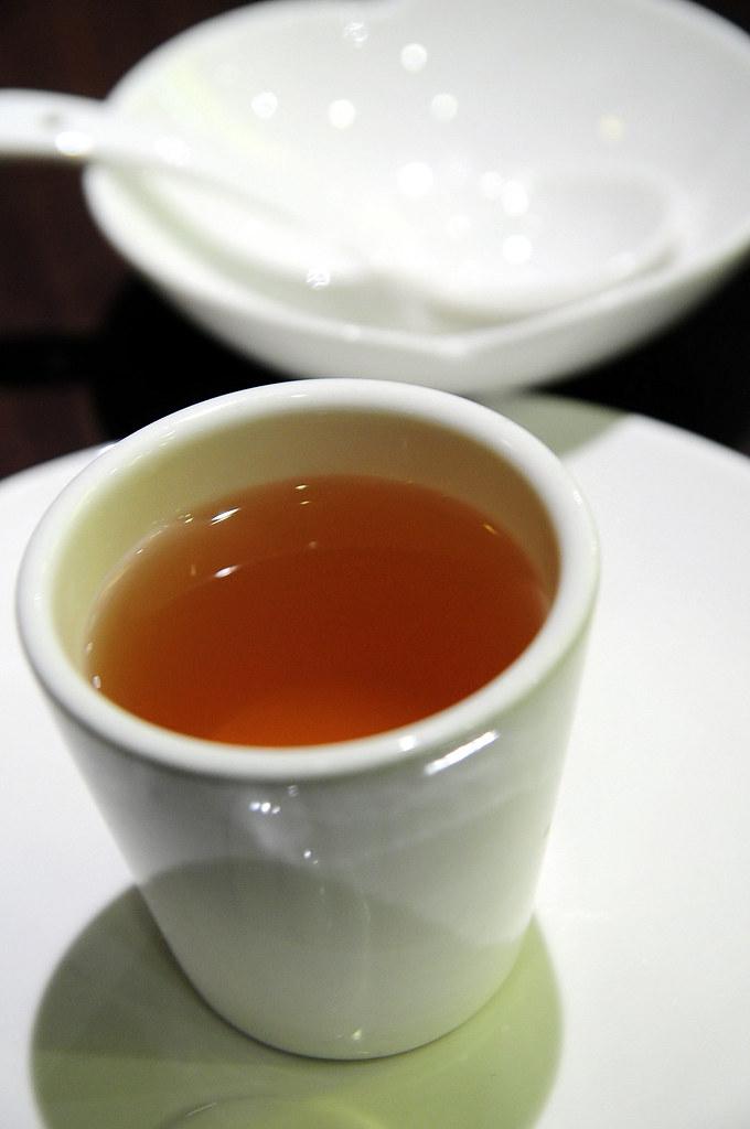 上海的小肥羊-茶水