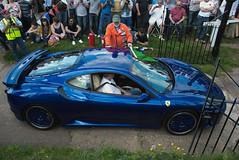 Ferrari F430, Blue
