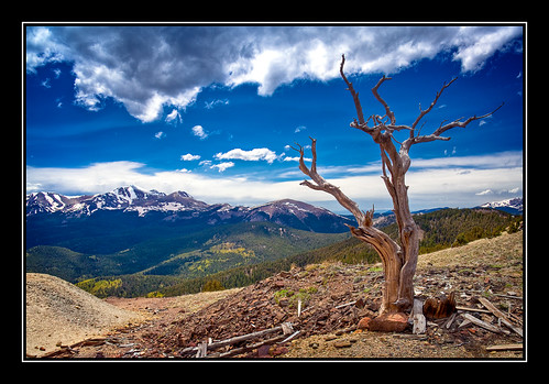 mountains nature landscape colorado
