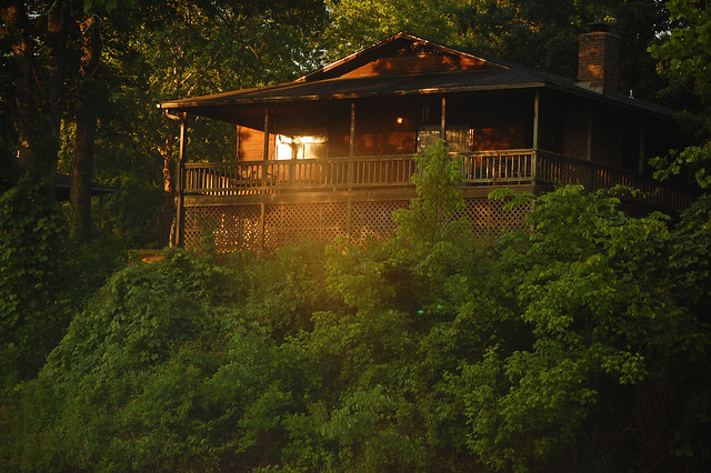 White River Cabin Flickr Photo Sharing