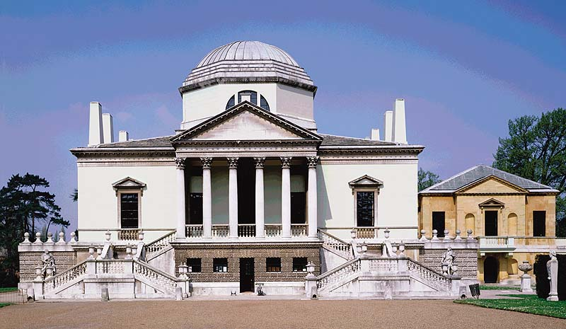 Lord burlington and chiswick house essay