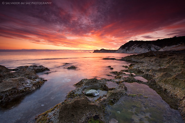 Sunrise at Cala Blanca II