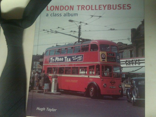 London Trolleybuses RIP