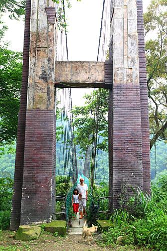 Z829義興吊橋