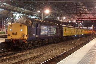 37603, Liverpool Lime Street, 10th March 2014.