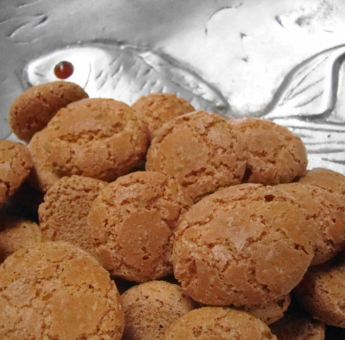 Amaretto Cookie | by Vegan Feast Catering