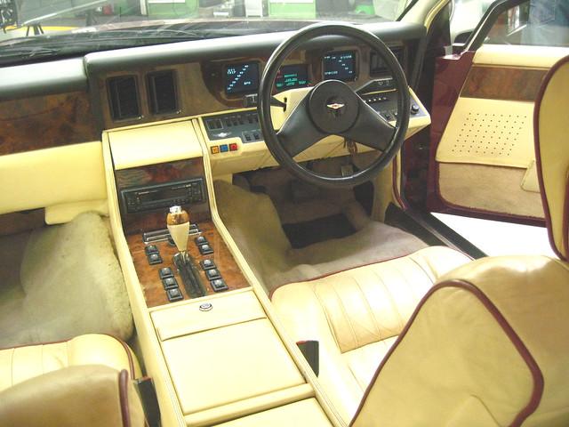 Aston Martin Lagonda 1984 Flickr Photo Sharing