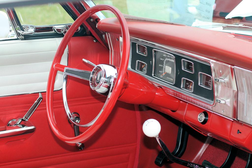 65 Belvedere Dash