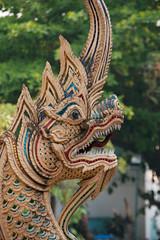 Dragon in Chiang Mai