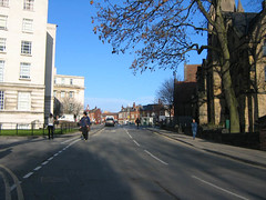 Leeds Campus  - England Study Abroad