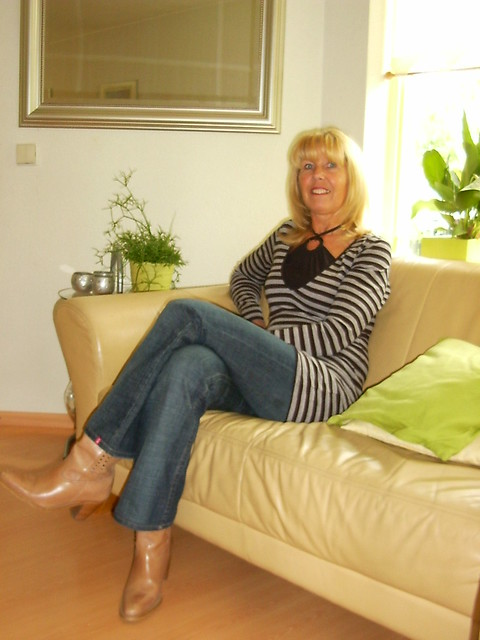 Mature Woman In Boots 6