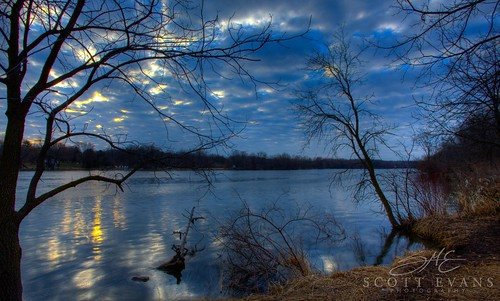 park sky dog st sunrise river illinois charles il fox 5dmarkii 5dmkii 5dmk2