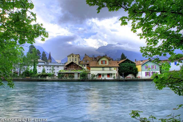 Interlaken - What a wonderful world!