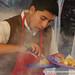 Guatemalan Food, Taco Vendor - Xela, Guatemala
