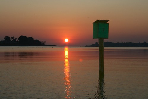 red sky orange sun white beach church creek sunrise river point virginia market colonial seven potomac channel mattox