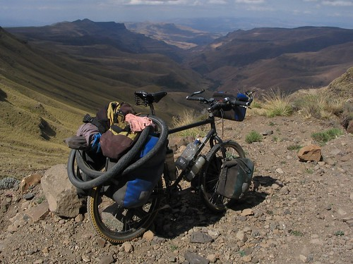 The bicycle that went around the world