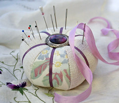 my favorite pincushion