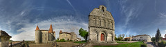 Chillac, Charente. - Photo of Châtignac