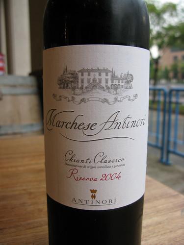2004 Antinori Chianti Classico Riserva Tenute Marchese