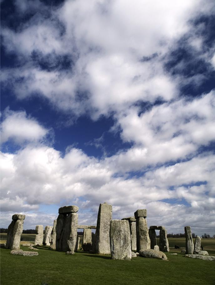 Stonehenge Elevation : Elevation of wilsford pewsey sn hb uk maplogs