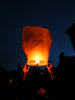 Fire Balloon #3