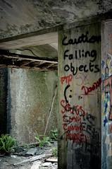 Thoughful graffiti